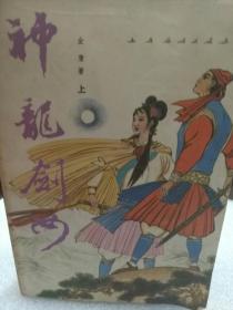 金庸著武侠小说《神龙剑女》上下两册全