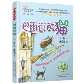 最小孩童书·最动物系列:雨街的猫(彩绘注音版)