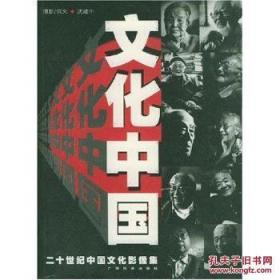 文化中国:二十世纪中国文化影像集(超厚册,馆藏书)
