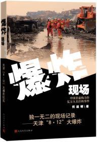 """爆炸现场:天津""""8·12""""大爆炸纪实"""