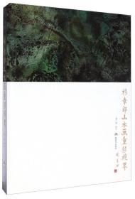 杨幸郎山水画重彩境界(精装)