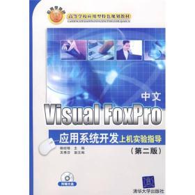 中文  应用系统开发  上机实验指导(第二版)