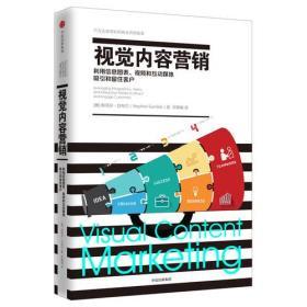 视觉内容营销:利用信息图表、视频和互动媒体吸引和留住客户(团购,请致电010-57993149)