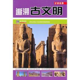 特价~ 追溯古文明:才学世界 9787538646931