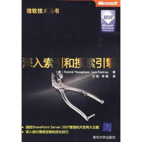 深入索引和搜索引擎(微软技术丛书)