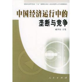 中国经济运行中的垄断与竞争