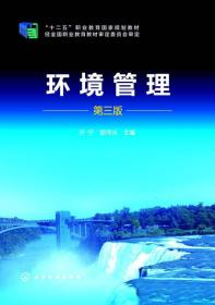 特价! 环境管理(第三版)许宁9787122203861化学工业出版社