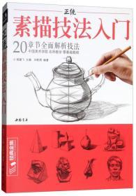 正统素描技法入门杨建飞 主编;刘乾君 编著