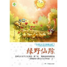 (正常发货) 全球儿童文学典藏书系:绿野仙踪