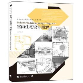 国际环境设计精品教程:室内住宅设计图解