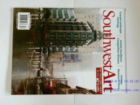 Southwest Art  2012/12 西南艺术美术绘画收藏原版外文期刊杂志