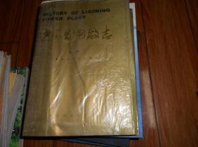 辽宁发电厂志(第一卷,1957-1985)