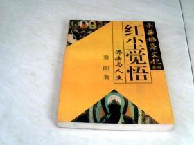红尘觉悟:佛法与人生(中华佛学文化系列)【32开   1995年一版一印】