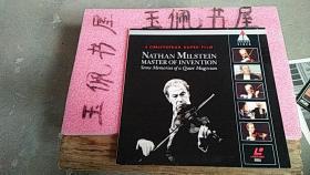 NATHAN MILSTEIN MASTER OF INVENTION 大光盘
