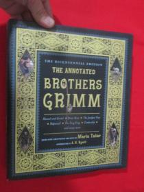 The Annotated Brothers Grimm (the Bicentennial Edition)         (硬精装)    【详见图】