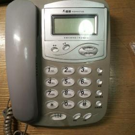 民易开运:电脑网络电话专用电器―悦邦HCD1168TSDL双制式来电显示电话19C型