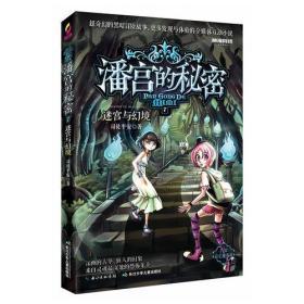 (全新塑封)潘宫的秘密.公主魔咒卷-7 迷宫与幻境