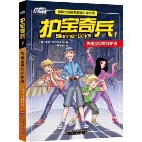 国际大奖冒险探索儿童文学:护宝奇兵1-失落宝贝的守护者