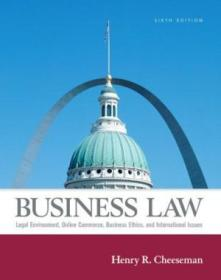 Business Law (6th Edition)