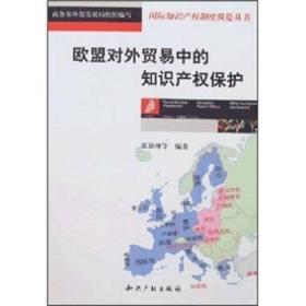 正版现货 欧盟对外贸易中的知识产权保护 张旗坤 等 文献