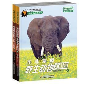《我们爱科学》精品科普书系——东非草原野生动物大追踪(上、下)