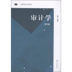 高等院校会计系列特色教材:审计学(第2版)