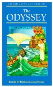 The Odyssey By Homer (oxford Myths And Legends)