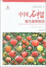 中国石榴 地方品种图志