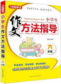 方洲新概念;小学生作文方法指导.六年级