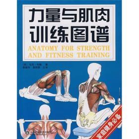 力量与肌肉训练图谱