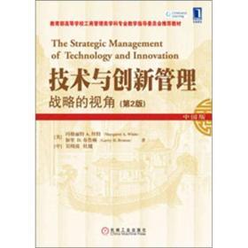 技术与创新管理:战略的视角(第2版)
