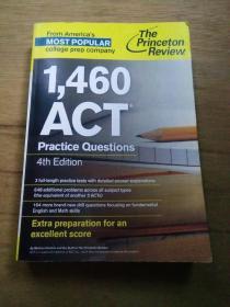 【英文版】1,460 ACT Practice Questions
