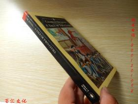 Charles Dickens : A Tale of Two Cities(36开平装 英文原版)【双城记】