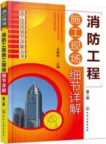 施工现场细节详解丛书:消防工程施工现场细节详解(第二版)