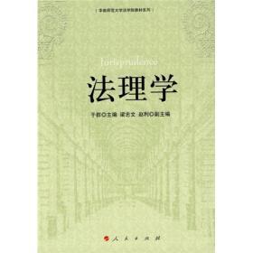 正版微残—法理学—华南师范大学法学院教材系列CS9787010077406
