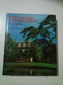 the english village green    brian bailey