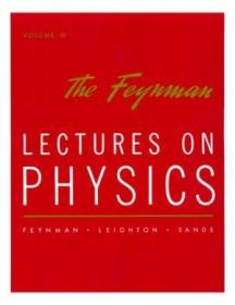 The Feynman Lectures On Physics  Vol. 3