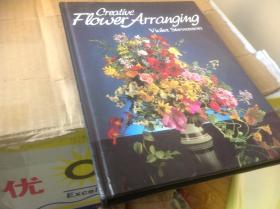 FLOWER ARRANGING  英文版插花教程