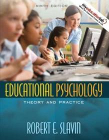 Educational Psychology: Theory And Practice (with Myeducationlab) (9th Edition)