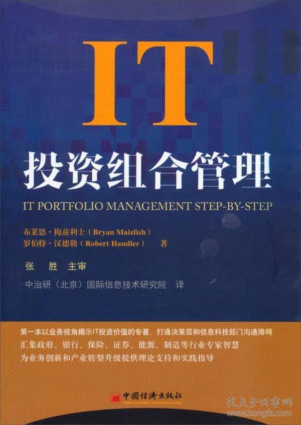IT投资组合管理