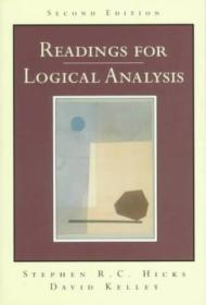 Readings For Logical Analysis (second Edition)