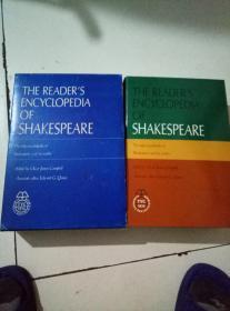 the reader s encyclopedia of shakespeare   精装函套装16开
