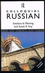 Colloquial Russian (colloquial Series)