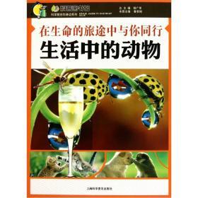 在生命的旅途中与你同行生活中的动物 鲁家娟 上海科978754274703