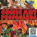 【包邮】2010年出版,作者Fredrik Stromberg;漫画艺术 图解历史Comic Art Propaganda: A Graphic History