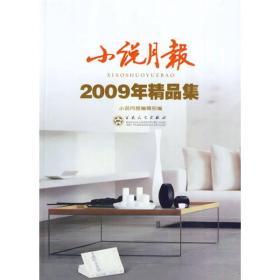 小说月报2009年精品集