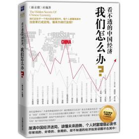 看不透的中国经济,我们怎么办?
