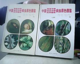 中国粮食作物经济作物药用植物病虫原色图鉴 上下