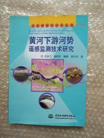 水科学前沿学术丛书:黄河下游河势遥感监测技术研究