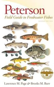 Peterson Field Guide To Freshwater Fishes  Second Edition (peterson Field Guides)